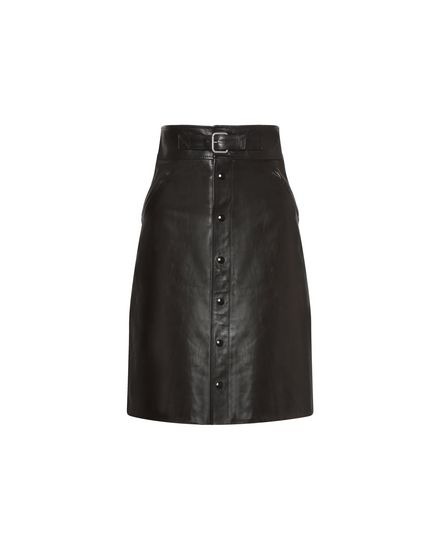 REDValentino Skirt Woman PR3NI01K3HK 0NO a