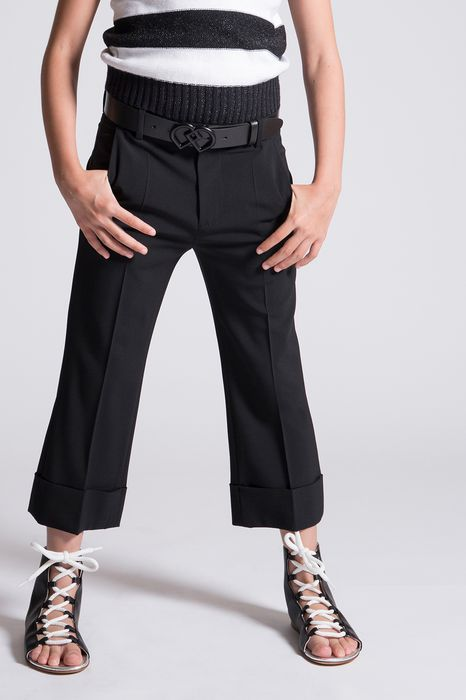 wool pants trousers Woman Dsquared2