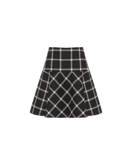 REDValentino Skirt Woman PR3RA2L03F5 0NO a