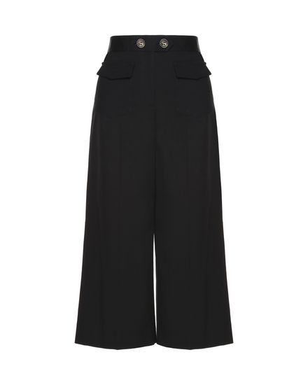 REDValentino Pants Woman PR0RB1783MF 0NO a
