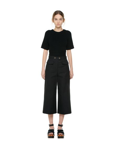 REDValentino Pants Woman PR0RB1783MF 0NO f