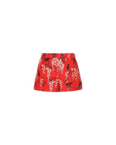 REDValentino Shorts Woman PR0RF1453MY FU7 a