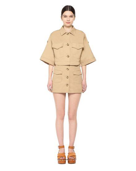 REDValentino Shorts Woman PR0RF1503MF 191 f
