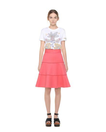 REDValentino Skirt Woman PR0RA2U03M7 DD9 f