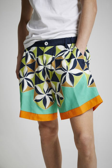 hawaii shorts trousers Man Dsquared2