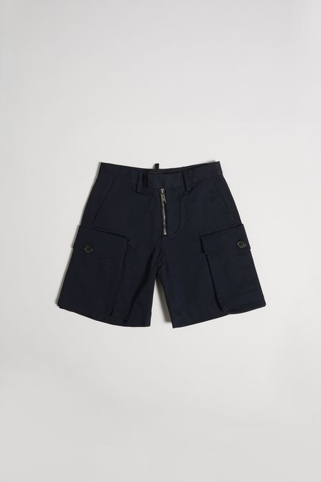 cotton cargo shorts pants Man Dsquared2