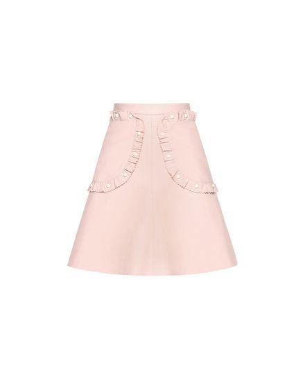 REDValentino Skirt Woman PR0RA2V00VL GA7 a