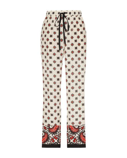 REDValentino Pants Woman PR0RB1533NA C61 a