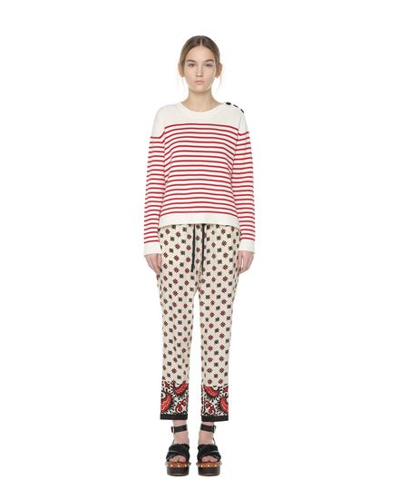 REDValentino Trousers Woman PR0RB1533NA C61 f