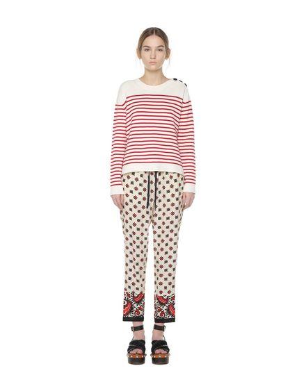 REDValentino Pants Woman PR0RB1533NA C61 f
