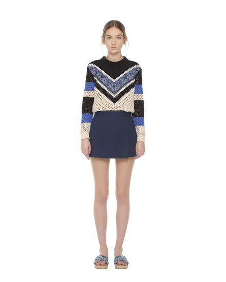 REDValentino Shorts Woman PR0RF1700VL 648 f