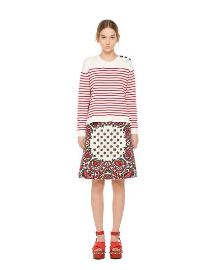 REDValentino Skirt Woman PR0RA2R53MN C61 f