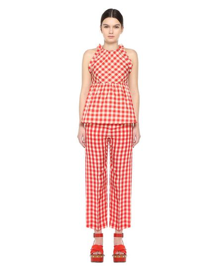 REDValentino Pants Woman PR0RB1653M9 C61 f