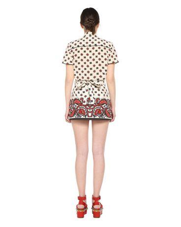 REDValentino PR0RF1703MQ C61 Shorts Woman r