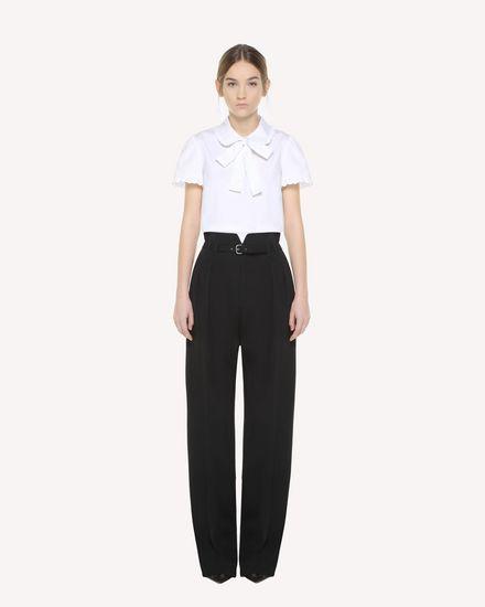REDValentino Pants Woman QR3RB1A02EU 0NO f