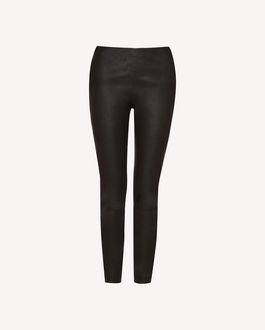 REDValentino Trousers Woman QR3NF00L3V2 0NO a