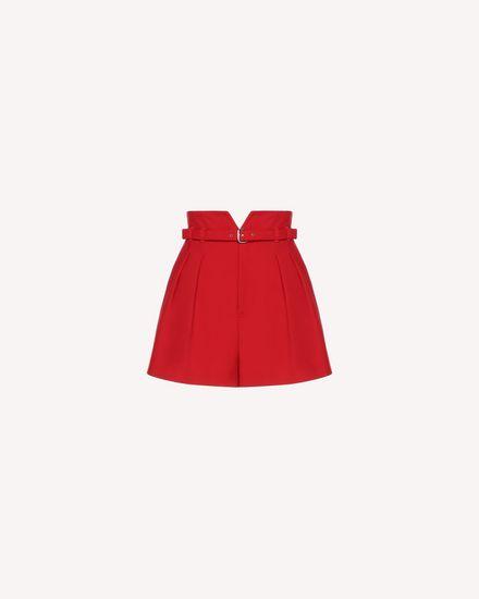 REDValentino 短裤 女士 QR3RF1A50VM C61 a