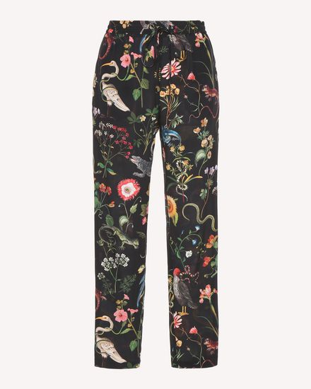 REDValentino Pants Woman QR3RB1B03T4 0NO a