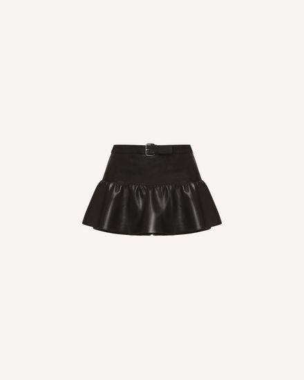 REDValentino Shorts Woman QR3NH01D3V7 0NO a