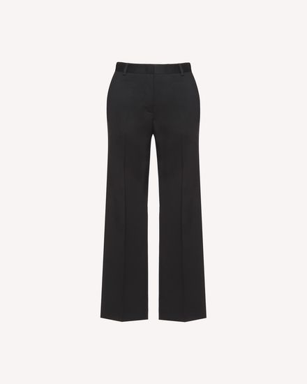 REDValentino Trousers Woman QR3RB1903SL 0NO a