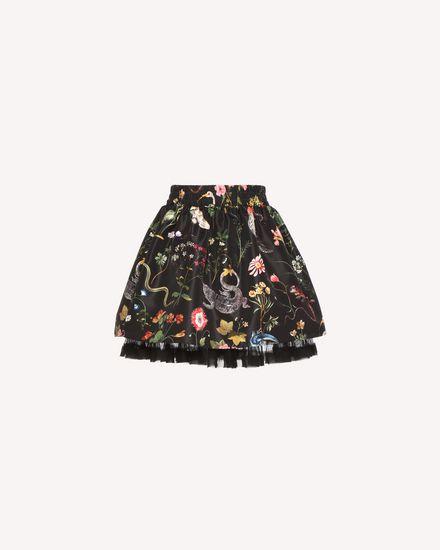 REDValentino Skirt Woman QR3RA2Z23T3 0NO a