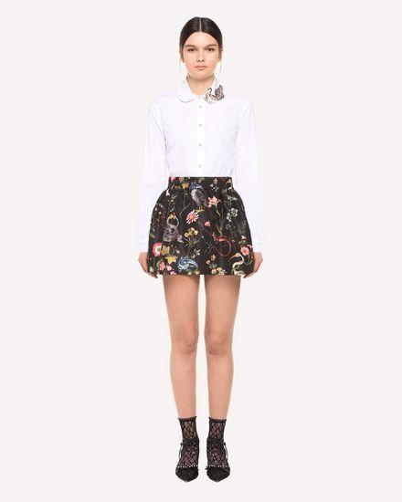 REDValentino Skirt Woman QR3RA2Z23T3 0NO f