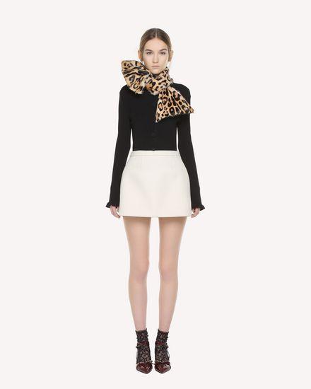 REDValentino Skirt Woman QR3RA3001Y1 A03 f