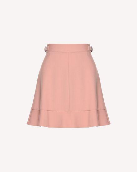 Buckle detail Cady Tech Skirt