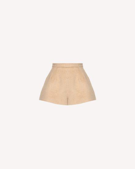 马海毛短裤