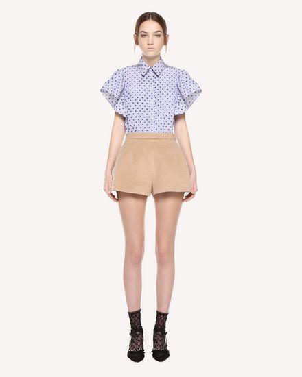 REDValentino 短裤 女士 QR3RF1953SG 954 f