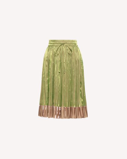 REDValentino Skirt Woman QR3RA2Z53TC PA4 a