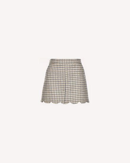 REDValentino Skirt Woman QR3RA3103SC 954 a