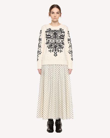 REDValentino 半裙 女士 QR0RA38041H A03 f