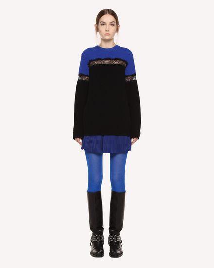 REDValentino 短裤 女士 QR0RF1G538U AR8 f