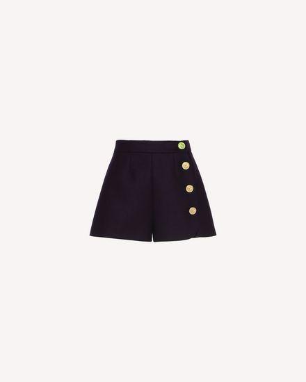 Marina 厚呢短裤