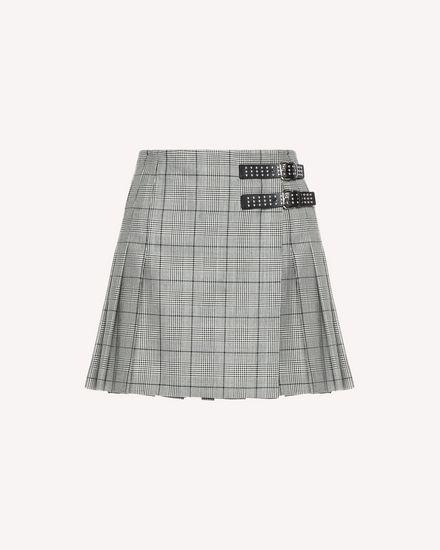 REDValentino Skirt Woman QR3RA2W03SE 0NO a