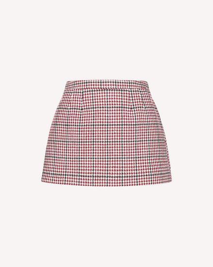 REDValentino Skirt Woman QR3RA3003SV C61 a
