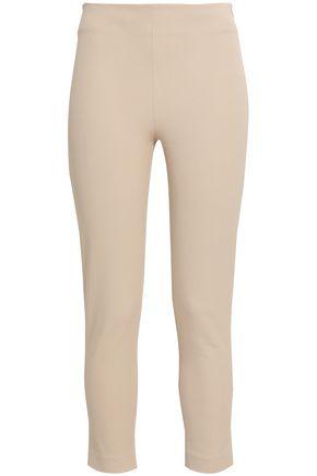 조셉 JOSEPH Tony cropped stretch-twill skinny pants,Neutral
