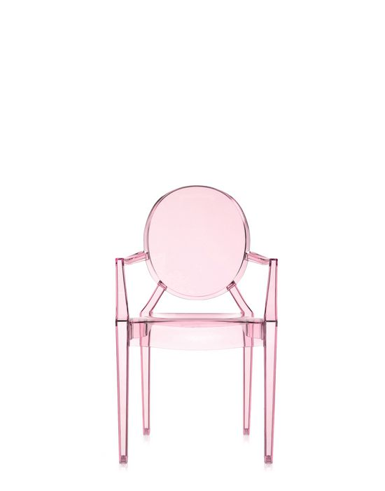 Kartell Lou Lou Ghost Chair - Shop online at Kartell.com
