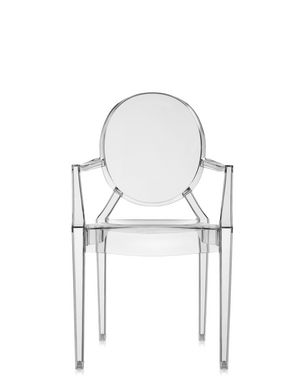 Louis Ghost Small Armchair