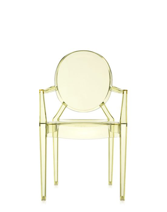 Louis Ghost Poltroncina Kartell - Acquista online su Kartell.com