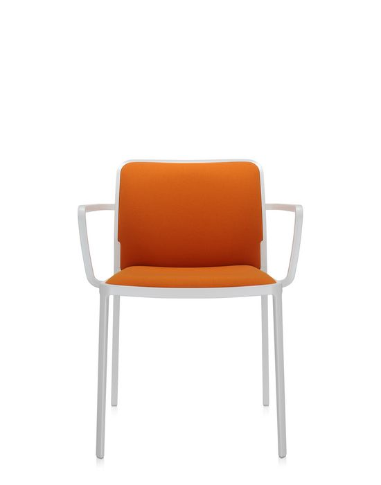 kartell audrey soft small armchair
