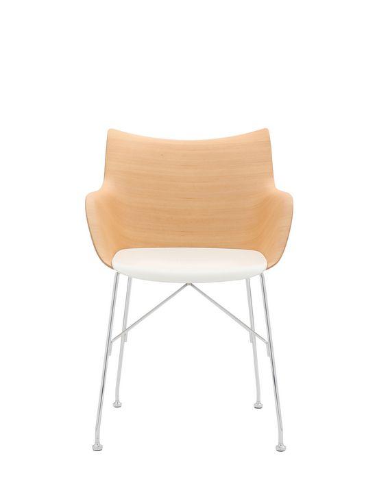 Q/WOOD Small Armchair