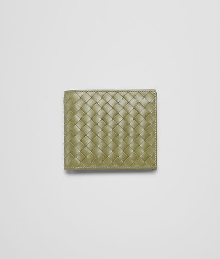 BOTTEGA VENETA - New Army Intrecciato Vn Wallet