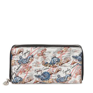 ALEXANDER MCQUEEN, Wallet, Legendary Creature Continental Zip Wallet