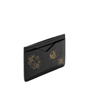 ALEXANDER MCQUEEN, Card Holder, Lasercut Tattoo Card Holder