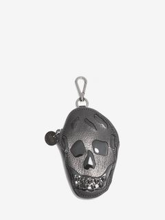 Skull Zipped Pouch