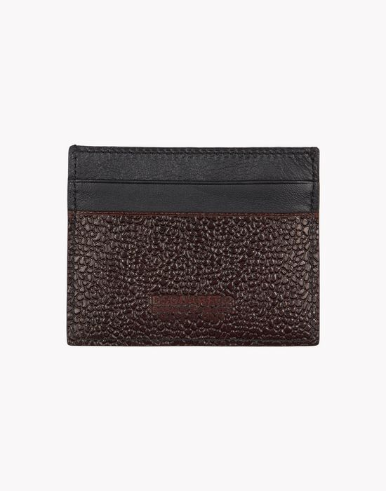 dante credit card holder other accessories Man Dsquared2