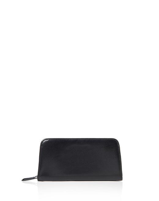 lanvin long zipped wallet women