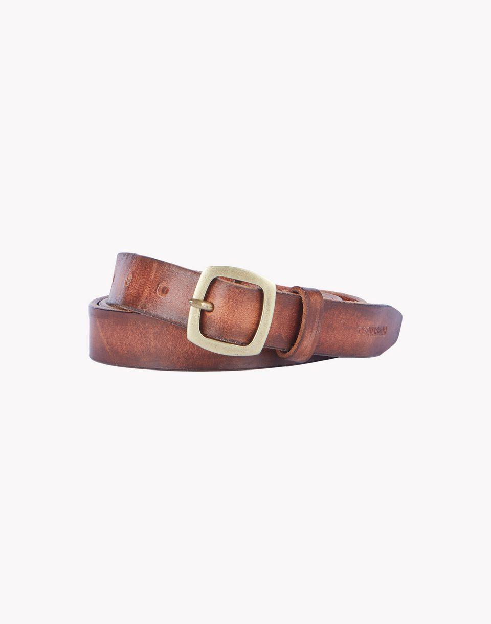 skinny leather belt belts Man Dsquared2
